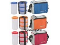 Nayasa Nebula Plastic Lunch Box 4-Pieces Rs. 252 @ Amazon