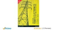 Power Electronics: Circuits, Devices and Applications-3e Paperback