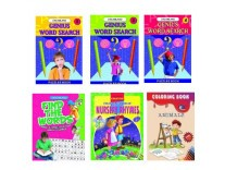 Kids Interactive & Activity Books Minimum 50% off from Rs. 30 @ Amazon