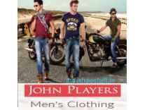 John Players Men's Clothing Minimum 60% off from Rs. 419 @Myntra