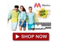 Myntra Sale Flat 80% off + 10% Cashback - Myntra