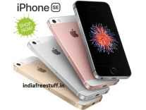 Apple iPhone SE 32GB + Rs. 1500 Cashback for AMEX Credit Card users