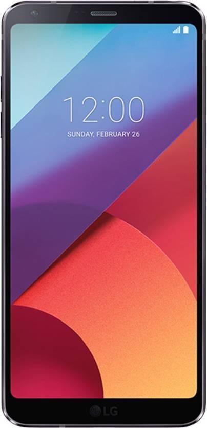 LG G6 (Black, 64 GB) (4 GB RAM)