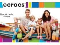 Crocs Footwear 50% to 70% off from Rs. 488- Flipkart