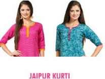 Jaipuri Kurti Clothing Min 70% Off - Myntra