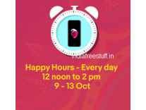 Ebay Happy Hours 20% off on Top Selling Products [12PM- 2PM]
