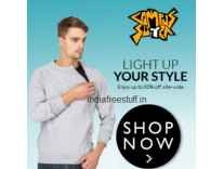 Campus Sutra Mens Clothing 70% off from Rs. 450 - Jabong