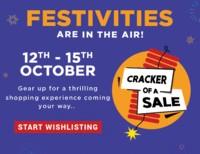 Jabong Cracker Of A Sale (12-15 oct): Top brands offers added