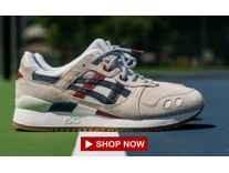 ASICS Shoes 70% off @ Jabong