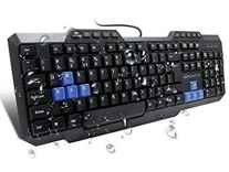 Amkette Xcite Pro USB Keyboard Rs. 259 @ Amazon