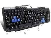 Amkette Xcite Pro USB Keyboard Rs. 259 @ Amazon