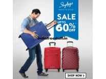 Skybags Backpack & Suitcases Minimum 50% off from Rs. 799- Amazon