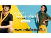Nnnow Fashion Products upto 60% off + Free Shipping