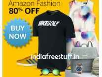 Amazon Fashion Minimum 80% off Store