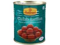 Haldiram's Nagpur Gulab Jamun 1kg Rs.161 - Amazon