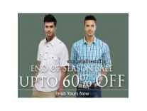 Shirts 50% to 70% off from Rs. 199 @ Amazon