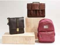 Dussledorf Bags, Wallets Up to 90 % Off From From Rs. 299 @ Amazon