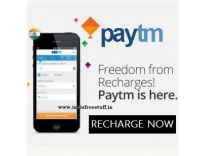 Recharge & Bill Payment upto 50% Cashback @ PayTm November Promo Codes