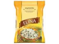 [Pantry] Elina Rice, Long Grain, 5kg Rs. 298 - Amazon