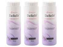 DeBelle Fairness Talcum Powder Combo pack of 3 (100g each) Rs.171 @ Amazon
