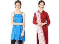 Biba Women's Clothing Min 80% off + upto 15% off from Rs. 298 - Flipkart