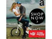Flying Machine Clothing 50% to 70% off from Rs. 239 - Amazon