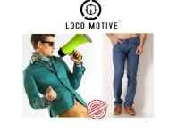 Locomotive Clothing Minimum 70% off from Rs. 539 - Myntra