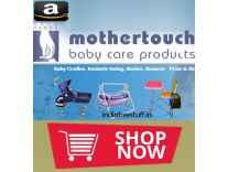 Mothertouch Baby Gear 50% off from Rs. 350 - Flipkart