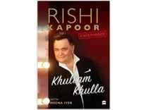 Khullam Khulla Rishi Kapoor Uncensored Hardcover Rs. 169- Flipkart