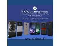 Moto Z Play with Style Mod Rs. 19695 - Amazon