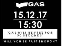[Live@3.30PM] Gas Fashion Products Free for 30 Second on Jabong 15th Dec 3.30PM