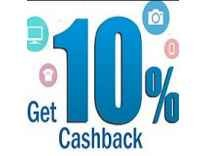 Myntra Credit 10% Cashback on Rs. 500