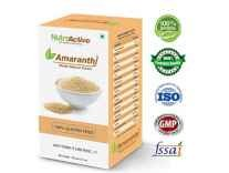 Nutroactive Amaranth Whole Natural Grains 340 Gm at Rs. 147@ Amazon