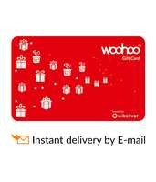 Flat 5% Off On Woohoo Gift Cards Rs. 500 at Rs.475, Rs. 1000 at Rs. 950