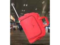 Wildmount Red M Trolley Duffle Bag Rs.958 - Snapdeal