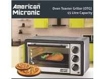 American Micronic 15 Liters Imported Oven Toaster Griller Rs. 1999 - Snapdeal