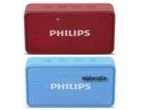 Philips BT64 Portable Bluetooth Speakers Rs. 1050 @ Ajio