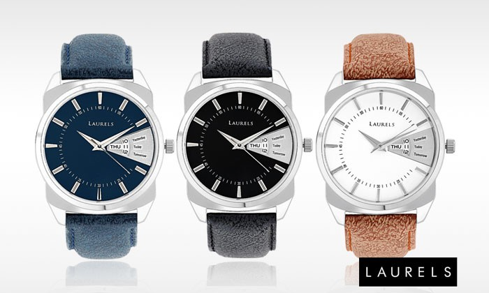 Laurels Watches upto 80% off from Rs.149 - Amazon