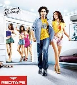 Redtape Clothing & Footwear 60% to 70% off from Rs. 269 @Amazon