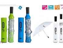 Style Homez Fashionable Wine Bottle Cover 110 cm Travel Umbrella Rs.399 - Amazon