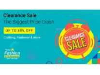 Flipkart Fashion Products Buy 2 Get 3 Free + 15% Cashback