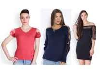Vea Kupia Casual Women's Clothing Up To 75% Off Start From Rs.249 - Myntra