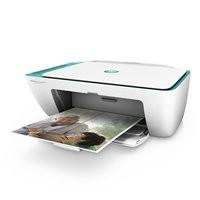 HP 2675 Multi-function Wireless Printer (White, Ink Cartridge)