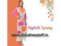 VARANGA Women's Clothing 80% off + Rs. 75 Cashback on Rs. 499 + Free Shipping - Jabong