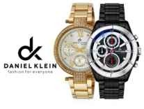 Daniel Klein Watches 70% off from Rs. 1345 - Myntra