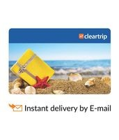 Upto 15% discount on Cleartrip egvs at snapdeal + additional 5% HDFC offer