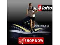 Lotto Footwear Minimum 55% off from Rs. 172- Amazon