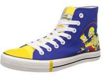 The Simpsons Men's Sneakers Flat 75% off from Rs. 549- Amazon