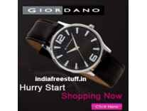 Giordano Watches Minimum 70% off from Rs. 1074 @ Amazon