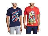 Simpsons Men's T-Shirt Rs. 209 - Amazon